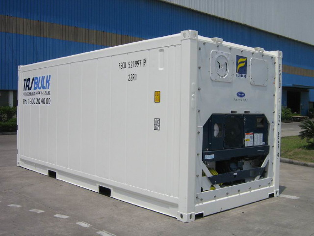 Refrigerated Shipping Containers For Any Use